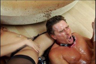 Streaming porn video still #1 from Squirt Facials