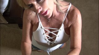 Streaming porn video still #2 from Mother-Son Secrets VII