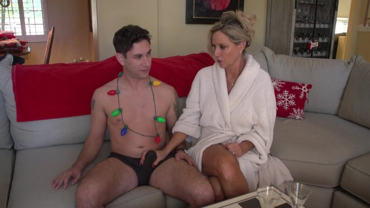 Streaming porn video still #4 from Mother-Son Secrets VII
