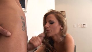 Screenshot #1 from Big Tit Blondies Get Railed