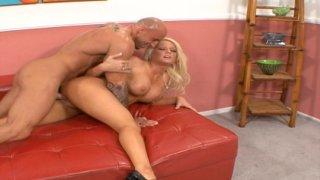 Screenshot #24 from Big Tit Blondies Get Railed