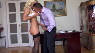 Streaming porn video still #3 from MILF Secretaries