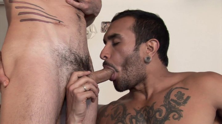 Streaming porn video still #1 from Horny Hunks