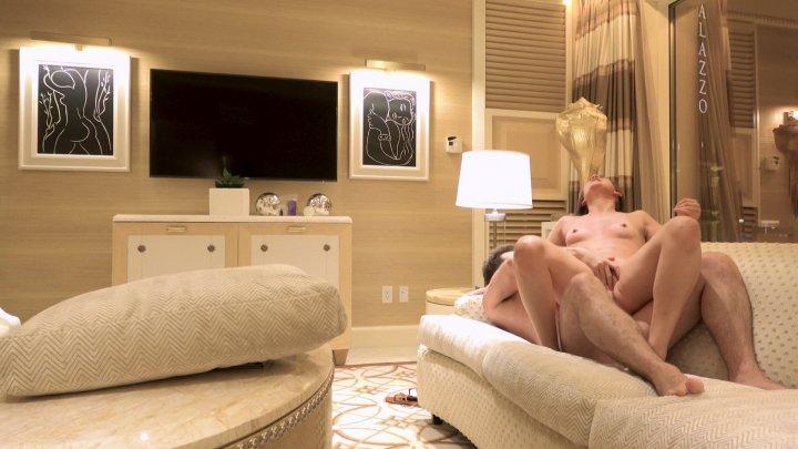 Streaming porn video still #1 from James Deen's Sex Tapes: Hotel Sex 6
