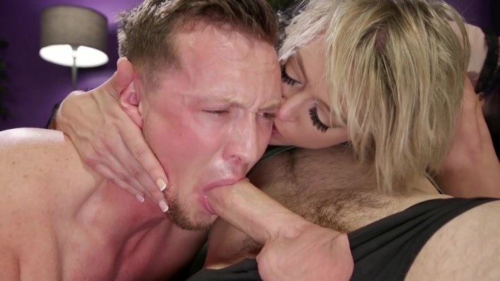 Streaming porn video still #1 from Divine Bitches 28: Castrated, Cucked and Fucked