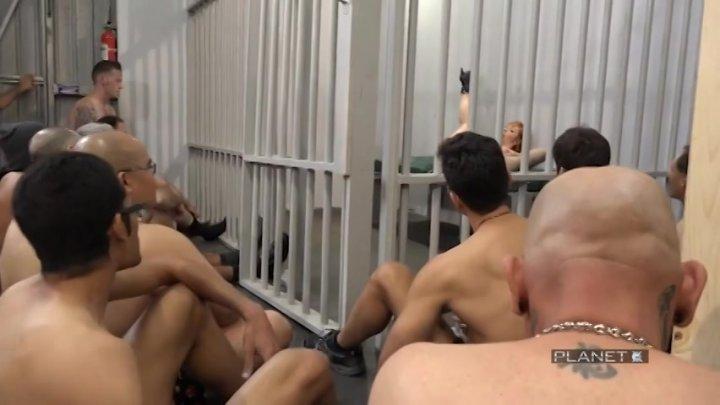 Nudist line up