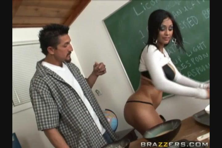 Big Tits At School 9
