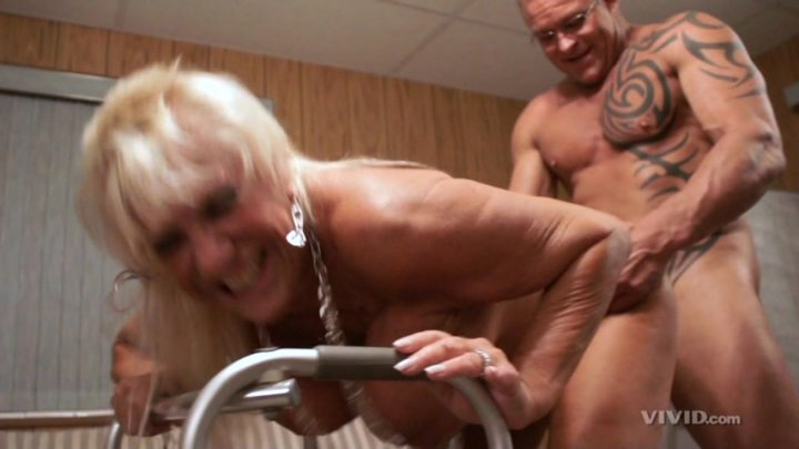 Teen orgy at the nursing home
