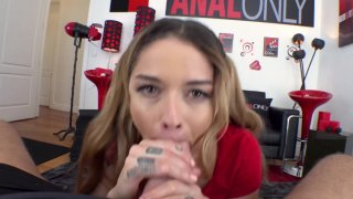 Streaming porn video still #2 from Anal Only Tryouts #2