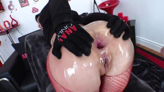 Streaming porn video still #8 from Anal Only Tryouts #2