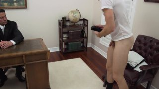 Streaming porn video still #1 from Elder White: Chapters 1-4
