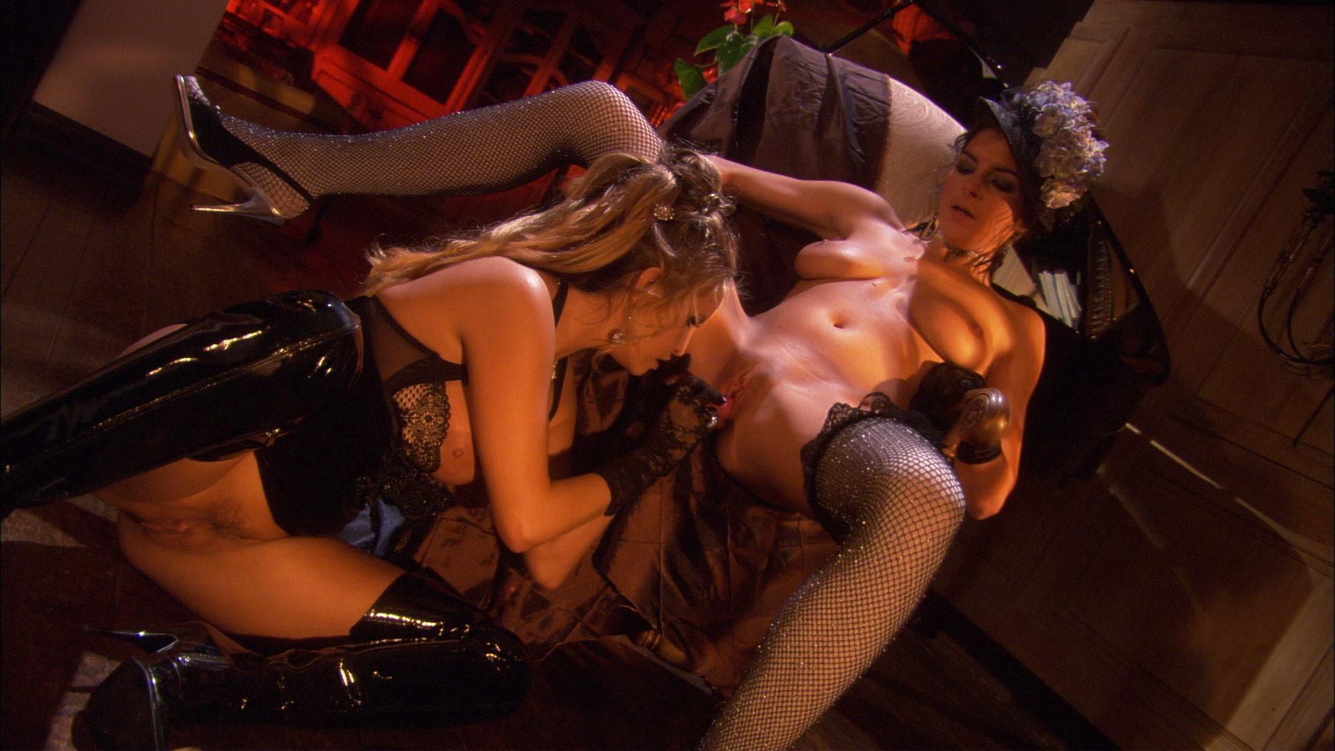 Morgana Dark's Lesbian Fantasies