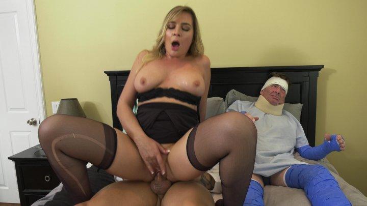Streaming porn video still #4 from Cuck 'Em All 3