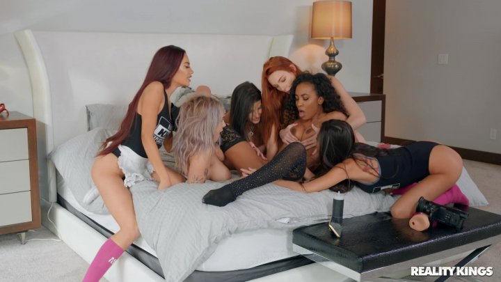 Streaming porn video still #1 from We Live Together Season 2