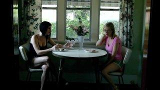 Streaming porn video still #1 from Secret Lesbian Diaries