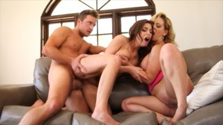 Streaming porn video still #8 from Cougar Meat