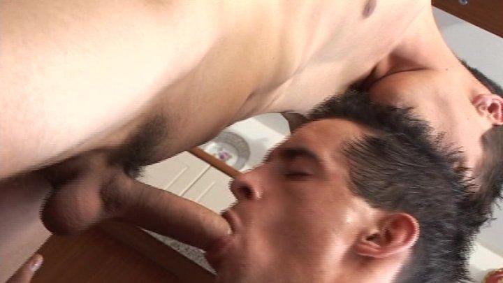 Streaming porn video still #1 from Hot Kisses
