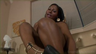 Streaming porn video still #1 from Black Tranny Whackers 28