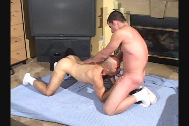 Streaming porn video still #1 from Between Amigos
