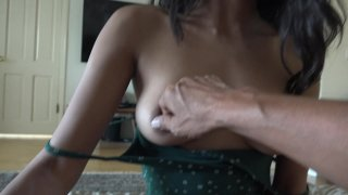 Streaming porn video still #1 from Step Daughter Creampie Surprise