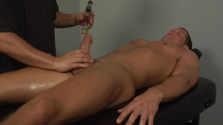 Streaming porn video still #3 from Muscle Massage