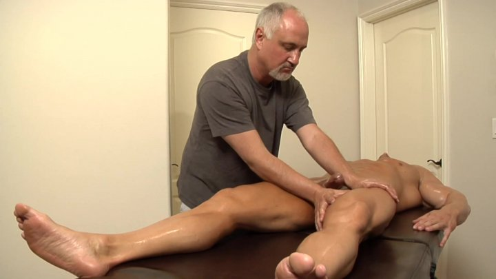 Streaming porn video still #1 from Muscle Massage