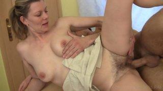 Streaming porn video still #5 from Full Bush Amateurs 4