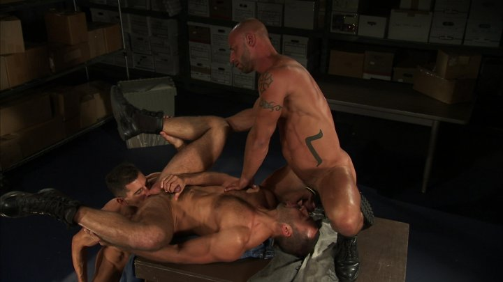 Streaming porn video still #1 from Hung: The Best Of David Anthony