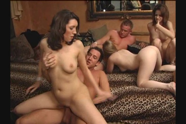 Streaming porn video still #7 from Devinn Lane's Swingers