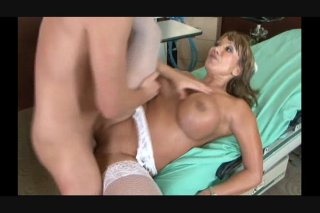 Streaming porn video still #9 from Big Breast Nurses 4