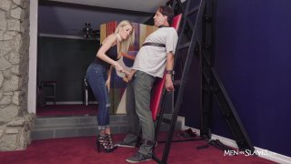 Streaming porn video still #2 from Beg To Cum