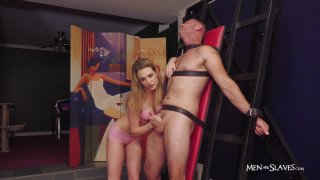 Streaming porn video still #5 from Beg To Cum