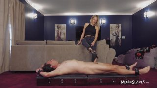 Streaming porn video still #4 from Beg To Cum
