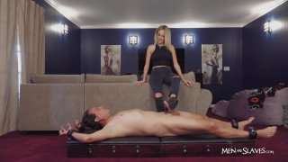 Streaming porn video still #6 from Beg To Cum