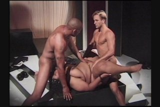 Streaming porn video still #6 from Black Chubby Chasers