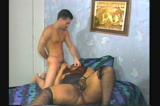 Streaming porn video still #3 from Black Chubby Chasers
