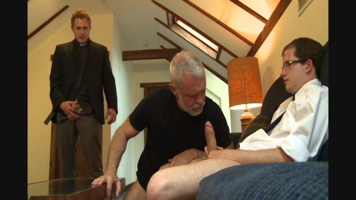 Streaming porn video still #3 from Dad Gets Into Trouble