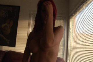 Streaming porn video still #7 from Domino Presley: Transsexual Goddess