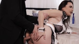 Streaming porn video still #3 from Anal MILF Maids