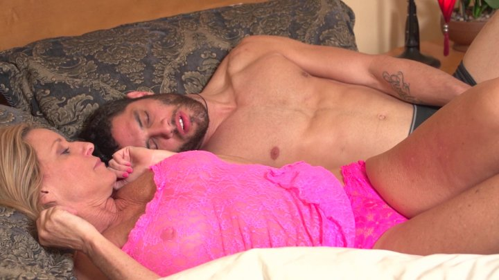 Streaming porn video still #1 from Mommy Fixation #3, A