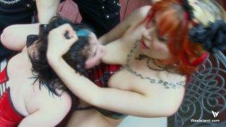 Streaming porn video still #7 from Master's Girls