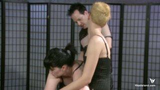 Streaming porn video still #3 from Master's Girls