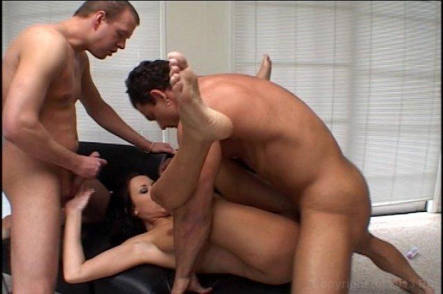 Streaming porn video still #3 from Internal Cumbustion Cream Pies