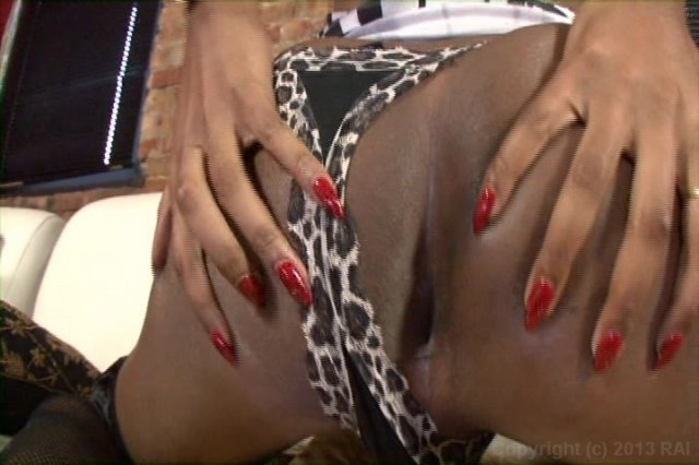 Streaming porn video still #1 from Black Tranny Whackers 20