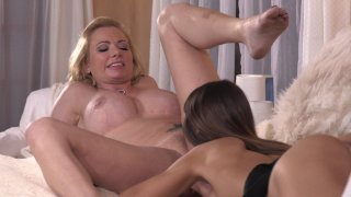 Streaming porn video still #4 from My Stepmom Made Me Squirt