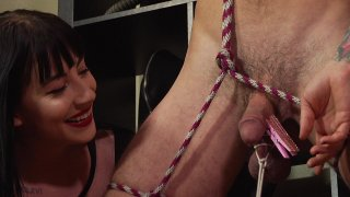 Streaming porn video still #9 from Perversion And Punishment 12