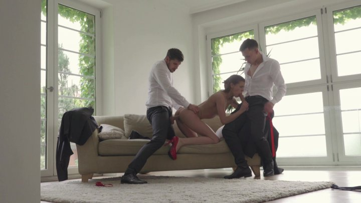 Streaming porn video still #2 from Perfect Threesomes 3