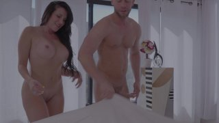 Streaming porn video still #8 from Busty MILF Massage