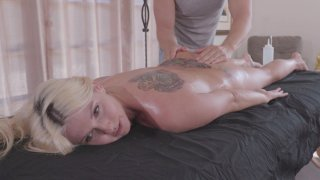 Streaming porn video still #2 from Busty MILF Massage