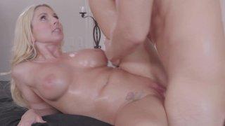 Streaming porn video still #6 from Busty MILF Massage
